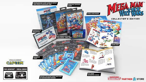 Mega Man: The Wily Wars Collector's Edition Available For Pre-Order