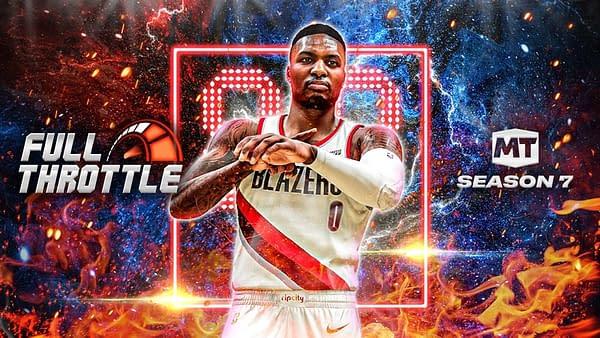 NBA 2K21 MyTEAM goes Full Throttle for Season 7, courtesy of 2K Games.