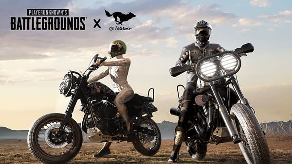 A new racing mode comes to PUBG, courtesy of Krafton.