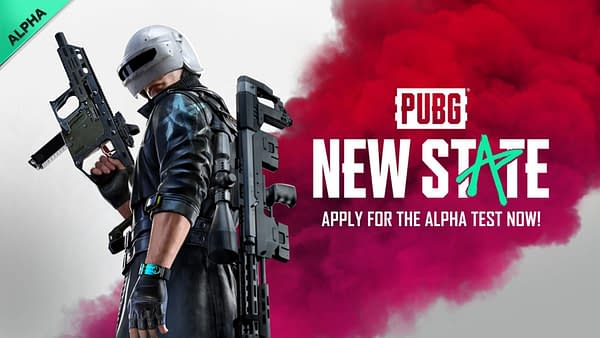 Wanna get in on the ground floor and see what the new game is all about? Sign up for the alpha. Courtesy of Krafton.