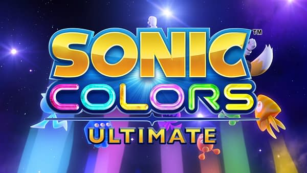 Sonic Colors: Ultimate will be released on September 7th, 2021. Courtesy of SEGA.
