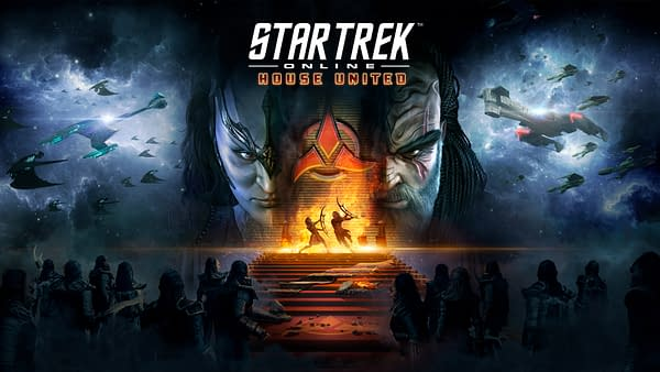 House United will conclude the Klingon storyline in Star Trek Online, courtesy of Perfect World Entertainment.