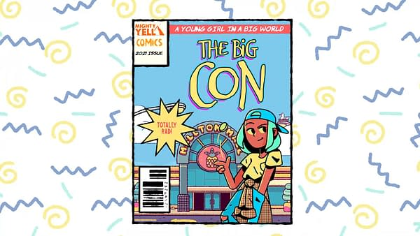 Skybound Games To Publish The Big Con Sometime In Summer 2021