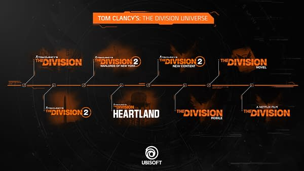 Tom Clancy's The Division Heartland will be released sometime in the next year. Courtesy of Ubisoft.