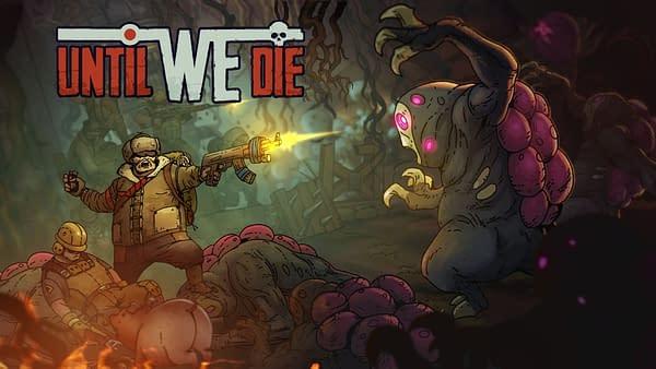 Forward unto the mutated breach! Courtesy of Pixeye Games.