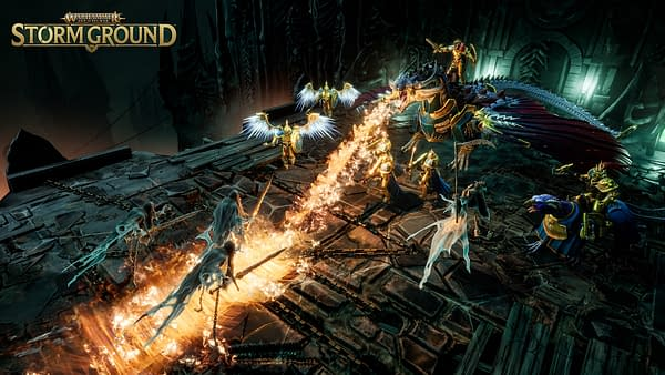 How will you command your armies and take over the battlefield? Courtesy of Focus Home Interactive.