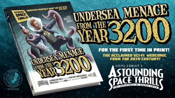 Steve Conley's Undersea Menace From The Year 2000