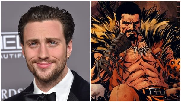 Aaron Taylor-Johnson Has Been Cast as Kraven the Hunter