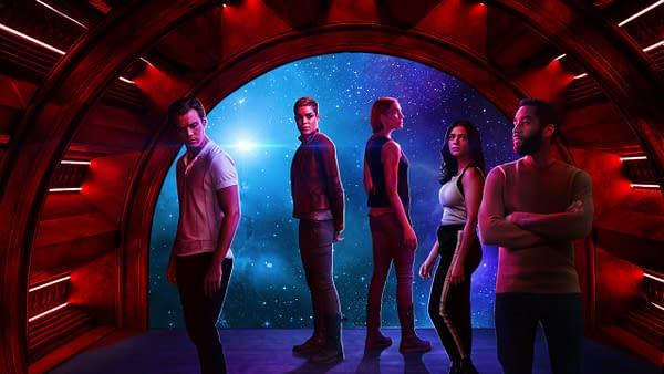 Another Life: Netflix Posts Clip from Season 2 of Grimdark SciFi Show