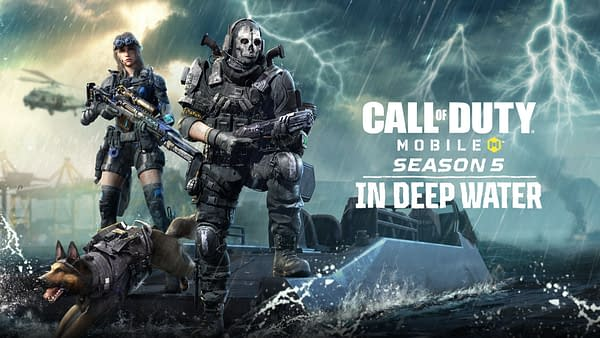 In deep water, indeed! Courtesy of Tencent games.