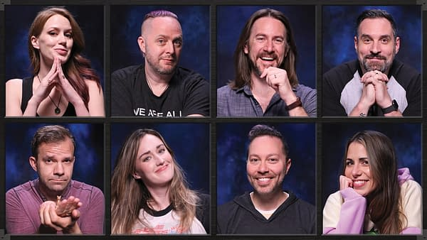 The cast of the D&D series will bring about a conclusion to Campaign Two. Courtesy of Critical Role.