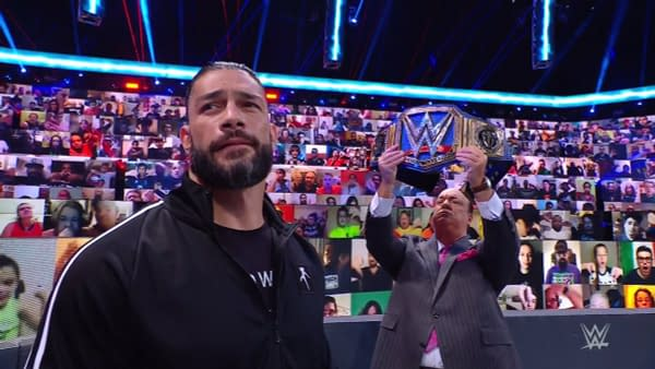 Sorry, Roman. We know you have better things to do on a Friday night than watch WWE Smackdown. Trust us. We know.