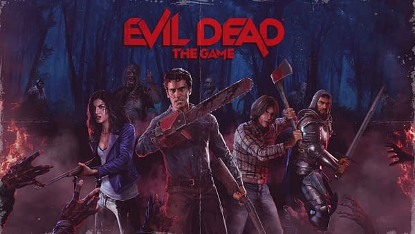 Evil Dead: The Game Shows Off First Major Gameplay Trailer