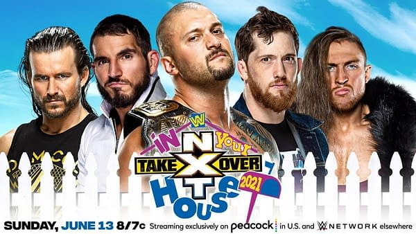 NXT TakeOver: In Your House Recap