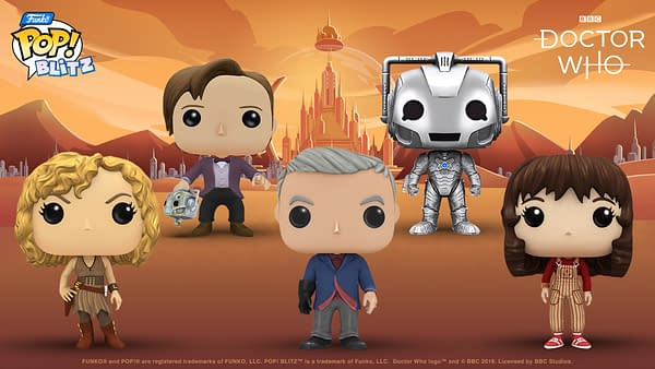 A look at some of the characters coming back to Funko POP! Blitz, courtesy of N3TWORK.