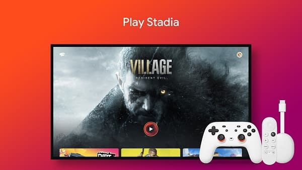 Stadia is expanding to more areas through Chromecast since its launch. Courtesy of Google.
