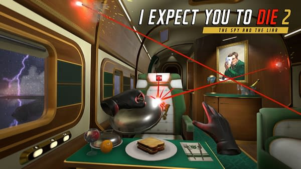 No my dear agent, I expect... well, you get the idea. Courtesy of Schell Games.