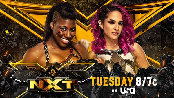 NXT Preview For 6/8- The Final Stretch To NXT TakeOver: In Your House