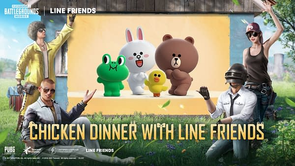 Winner winner, guests come to dinner. Courtesy of Tencent Games.