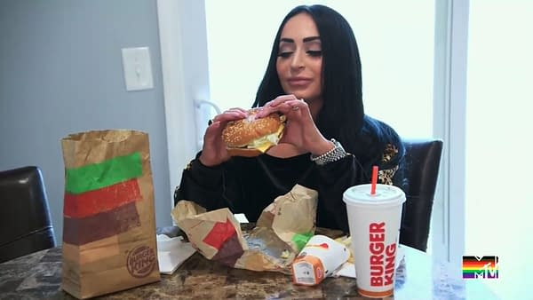 Jersey Shore: Family Vacation Season 4 E17 - Angelina, Burger Queen