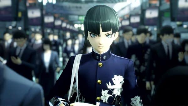 Shin Megami Tensei V will be a Nintendo Switch exclusive, courtesy of Atlus.
