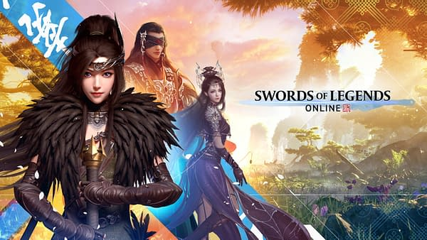 Swords Of Legends Online will be released July 9th, courtesy of Gameforge.