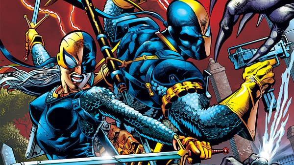 Josh Williamson & Howard Porter's Deathstroke Inc. From DC Comics