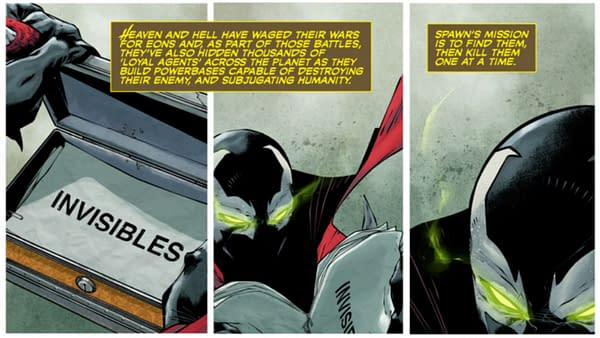 The New Villains Of Spawn - Not Just A Man In A Suit