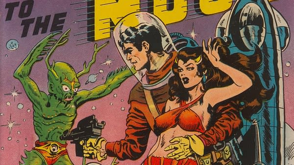 Rocket to the Moon #nn (Avon, 1951), written by Walter Gibson.