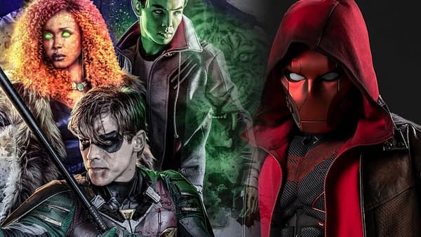 Cavan Scott and Jose Luis Launch Titans United From DC Comics