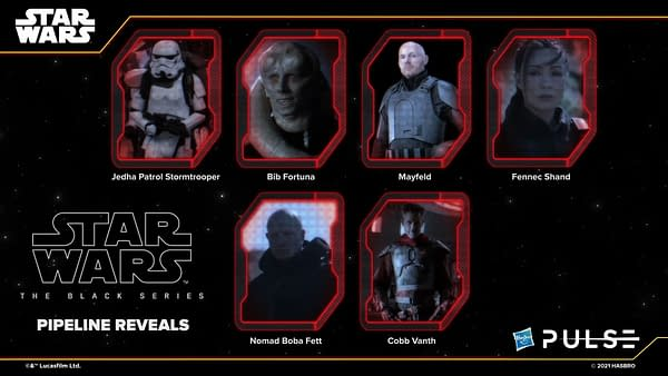 Hasbro Reveals Future Figures For Star Wars: The Black Series