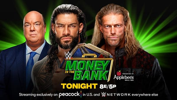 WWE Money at the Bank Graphic. Image: WWE