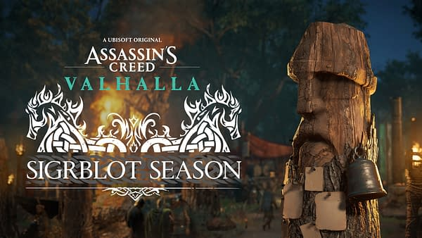Ah, yes! Sigrblot Season! I know it well! Courtesy of Ubisoft.