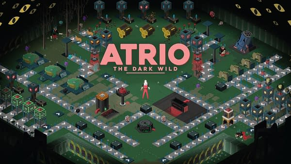 Atrio: The Dark Wild Will Release Into Early Access On August 10th