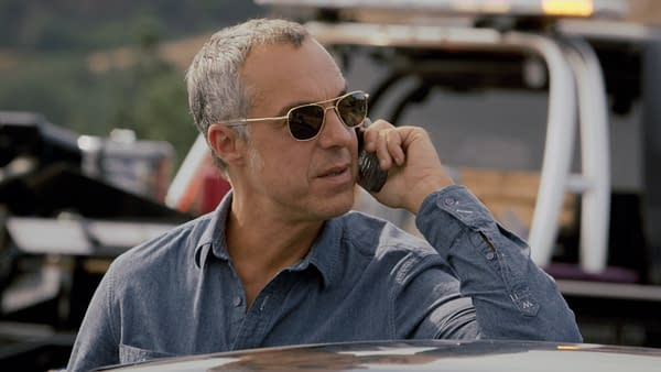 Bosch: Michael Connelly Talks about Spin-off Series