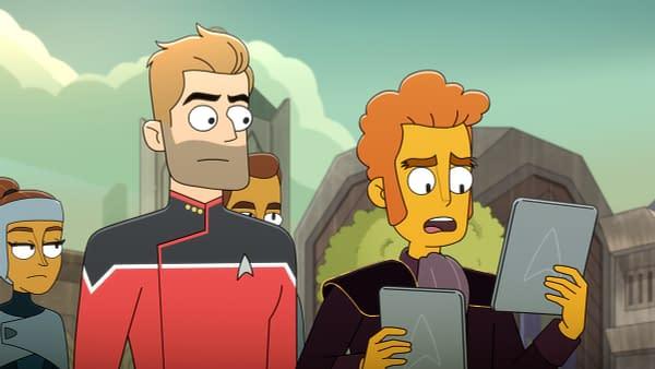 Star Trek: Lower Decks Releases Season 2 E01 & E02 Preview Images