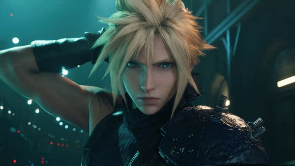 Music from Final Fantasy was played during the Olympics, which is simply amazing! Courtesy of Square Enix.