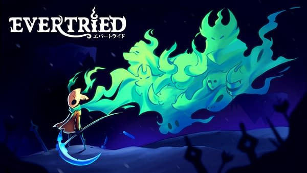 Evertried will be released sometime this Fall, courtesy of DANGEN Entertainment.
