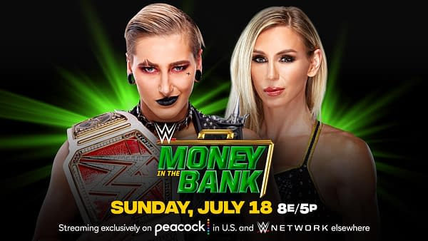 WWE Money in the Bank: Flair vs. Ripley In True Royal Brutality