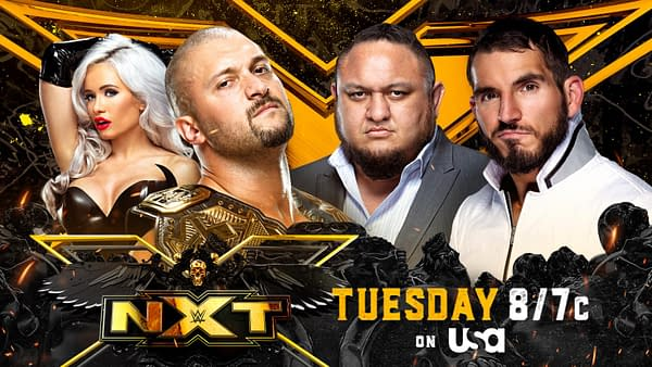 NXT Preview For 7/13- NXT Title Match And The Breakout Tournament