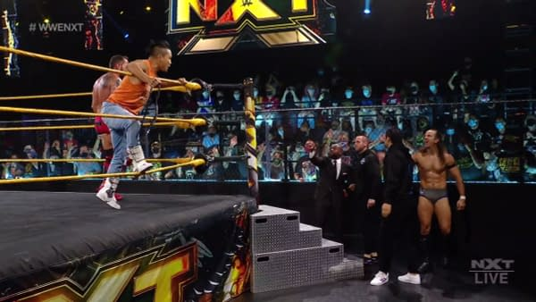 NXT Recap- Who Is The NXT Champion After Tonight's Main Event?