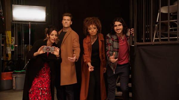 Legends of Tomorrow Season 6 E09 Preview: Behrad's BDay; Rory's News