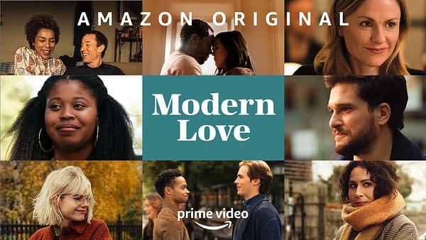 'Modern Love' Anthology Series Season 2 Trailer & Episode Photos