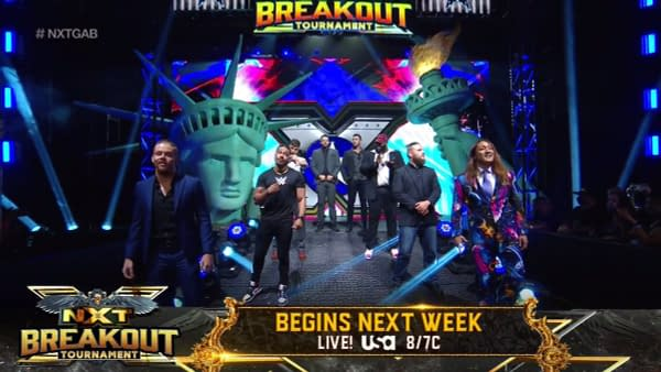NXT Great American Bash Recap- Who Survived O'Reilly vs Cole II?