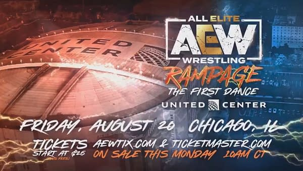 AEW Teases CM Punk for AEW Rampage: The First Dance in Chicago