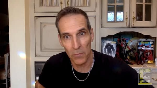 Todd McFarlane On The Future Of Spawn in Comics, Toys, TV and Movies