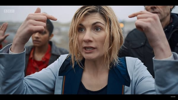 Five Thoughts About The Doctor Who Series 13 Trailer