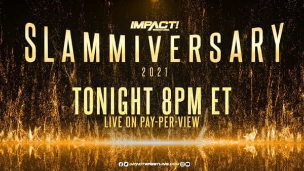 Jay White, Fired Former WWE Stars Appear at Impact Slammiversary