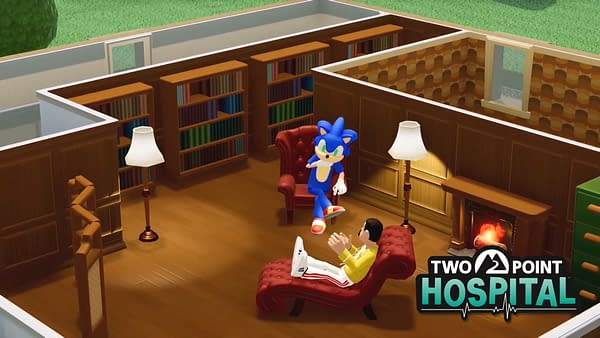 You say you can't keep up with what's happening in front of you? How does that make you feel? Courtesy of SEGA.