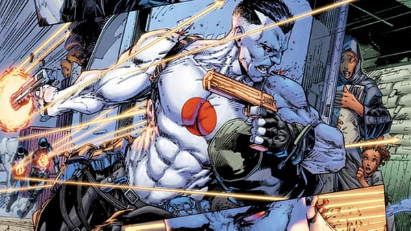 Brett Booth and Bloodshot - More Valiant Payment Issues?